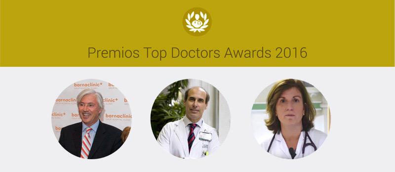 Profesionales barnaclínic top doctors