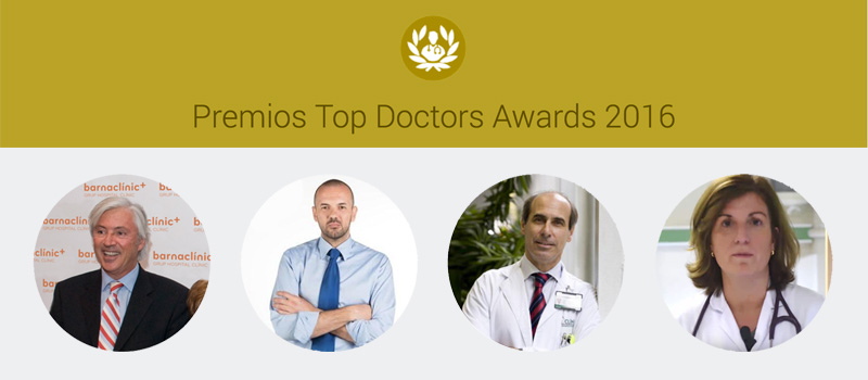 Top Doctors Awards 2016