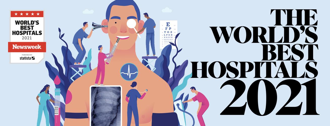Mejor hospital de España - Millor hospital d'Espanya