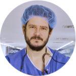 Dr. Daniel Pereda - Cirujano cardiovascular