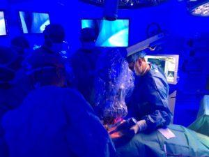 Curso Internacional Cirugía tiroidea - 2º día