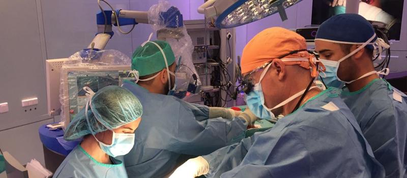 Curso de cirugía endocrina