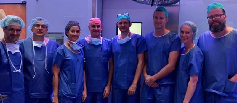 Curso Internacional de Cirugía Tiroidea