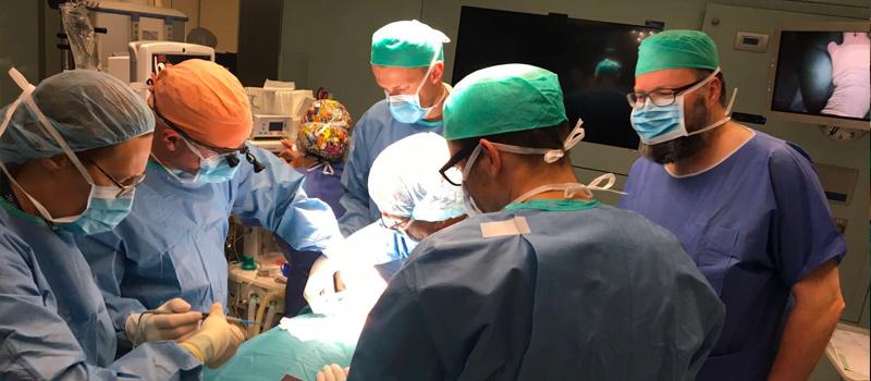 equipo mulidisciplinar tiroides