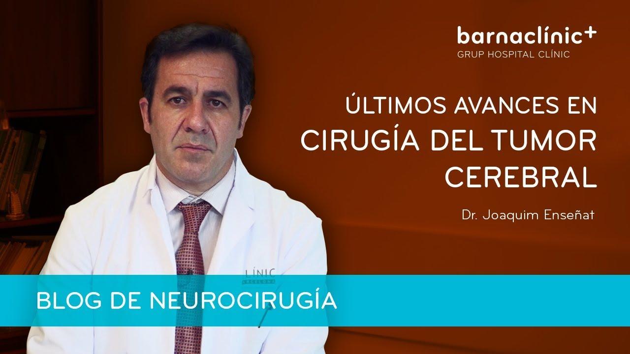 Ultimos avances en cirugía del tumor cerebral