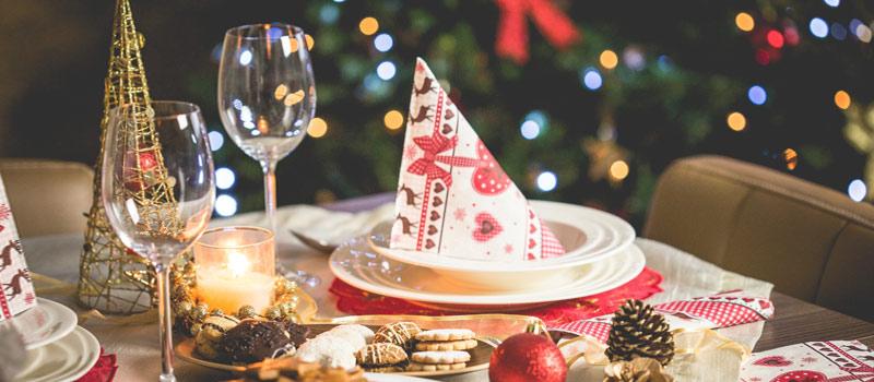 Navidad sin engordar