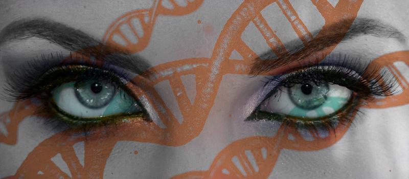 El glaucoma es hereditario genética del glaucoma