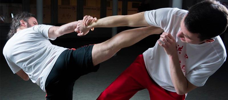 Entrenar la propiocepción en artes marciales