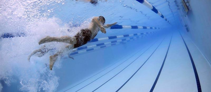 Hombro de nadador