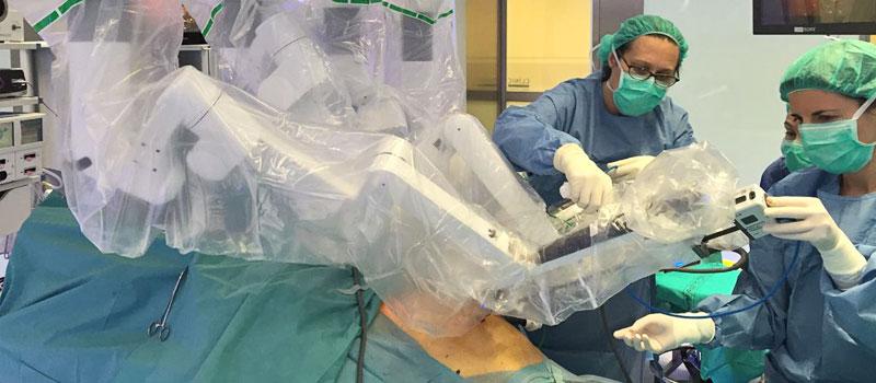Extracción de riñón