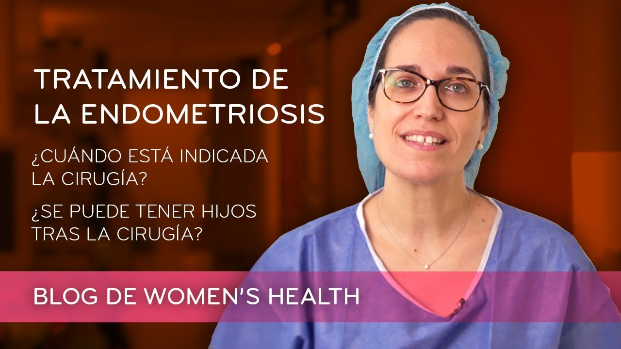 Tratamiento y cirugía de endometriosis