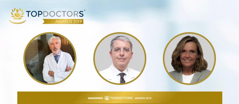 Top Doctors Awards 2019
