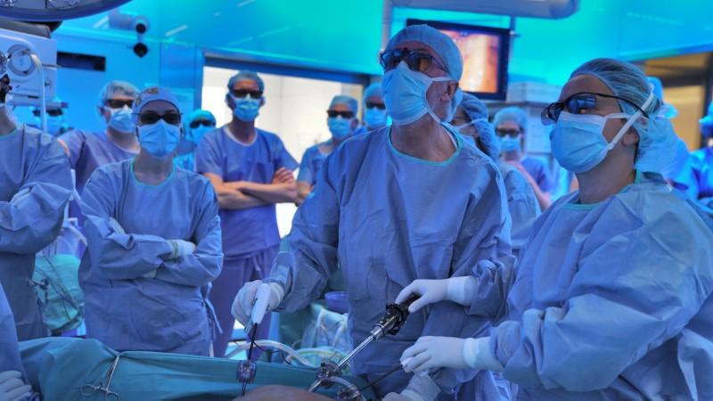 TaTME - Cirugía Transanal