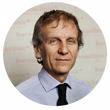 Antonio Alcaraz | Professionals | barnaclínic+
