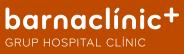 Info Barnaclinic. Grup Hospital Clínic